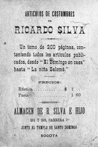 Ricardo Silva - Art Costumbres
